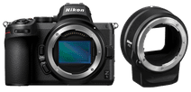 Nikon Z5 Body + FTZ Adapter