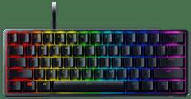 Razer Huntsman Mini Gaming Toetsenbord (Optisch Paars) Zwart QWERTY