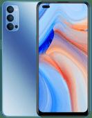 OPPO Reno4 128GB Blauw 5G