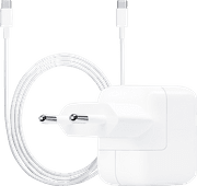 Apple Power Delivery Charger 30W + USB-C to USB-C Cable 2m