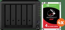 Synology DS1520+ + 16TB (4x4TB)