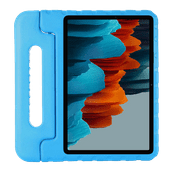 Just in Case Kids Case Samsung Galaxy Tab S7 Cover Blue