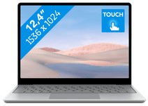 Microsoft Surface Laptop Go - i5 - 8GB - 128GB Platinum