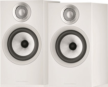 Bowers & Wilkins 607 S2 Wit (per paar)