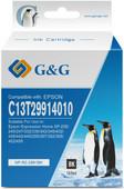 G&G Epson 29XL Zwart