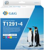 G&G T1295 Cartridges Combo Pack