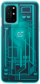 OnePlus 8T Quantum Back Cover Blue