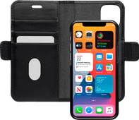 DBramante1928 Lynge Apple iPhone 12 mini Book Case Leer Zwart