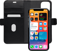 DBramante1928 Lynge Apple iPhone 12 Pro Max Book Case Leer Zwart