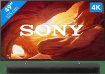Sony KD-49XH8505 + Soundbar