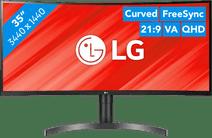 LG 35WN65C