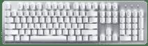 Razer Pro Type Draadloos Mechanisch Toetsenbord Wit QWERTY