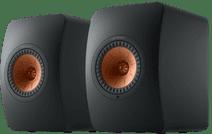 KEF LS50 Wireless II Zwart (per paar)