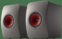 KEF LS50 Wireless II Grijs (per paar)