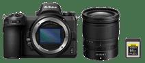 Nikon Z6 + Nikkor Z 24-70mm f/4 S + 64GB XQD Memory Card