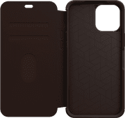 Otterbox Strada Apple iPhone 12 Pro Max Book Case Leer Bruin