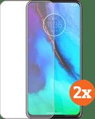 Azuri Tempered Glass Motorola Moto G Pro Screenprotector Duo Pack