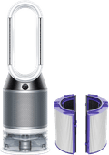 Dyson Pure Humidify + Cool Wit/Zilver + filterset