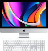 "Apple iMac 27"" (2020) 16GB/512GB Intel Core i5 + Magic Keyboard met numeriek toetsenblok"