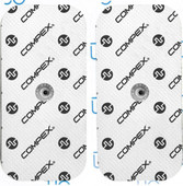 Compex Performance Elektrode 5x10cm single snap wit