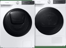 Samsung WW80T854ABT QuickDrive + Samsung DV80T7220BT