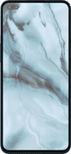 Azuri Tempered Glass OnePlus Nord Screenprotector Rinox Armor Zwart