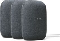 Google Nest Audio Charcoal 3-pack
