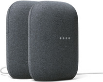 Google Nest Audio Charcoal Duo Pack