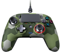 Nacon Revolution Pro 3 Official PS4 Controller Camo Green