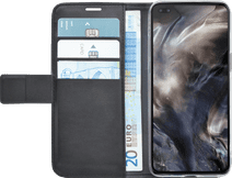 Azuri Wallet Magnet OnePlus Nord Book Case Black