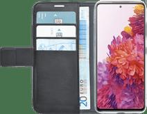 Azuri Wallet Magneet Samsung Galaxy S20 FE Book Case Zwart