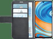 Azuri Wallet Magnet Xiaomi Redmi Note 9 Pro Book Case Black