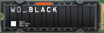 WD Black SN850 1TB NVMe met Heatsink
