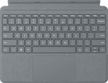Microsoft Surface Go Type Cover QWERTY Grijs