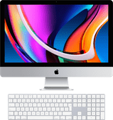 "Apple iMac 27"" (2020) MXWV2N/A + Magic Keyboard met numeriek toetsenblok"
