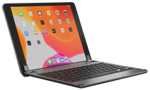 Brydge Apple iPad (2020)/(2019) Bluetooth Wireless Keyboard QWERTY Black