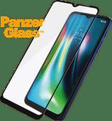PanzerGlass Case Friendly Motorola Moto E7 Plus / G9 Play Screenprotector Glas