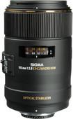 Sigma F 105mm f/2.8 EX DG Macro OS HSM Nikon