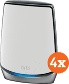 Netgear Orbi WiFi 6 RBK853 Multi-room WiFi 4-pack