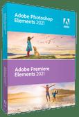 Adobe Photoshop & Premiere Elements 2021 (Nederlands, Windows)