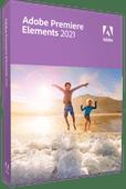 Adobe Premiere Elements 2021 (Frans, Windows + Mac)
