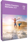 Adobe Premiere Elements 2021 (Engels, Windows + Mac)