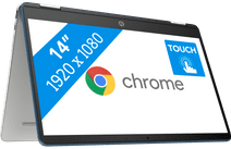 HP Chromebook x360 14a-ca0502nd