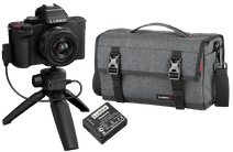 Panasonic Lumix G100 Vlog Kit