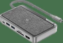 Alogic USB-C Dock WAVE 3-in-1 Gray