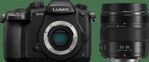 Panasonic Lumix DC-GH5 + Lumix G X Vario 12-35mm f/2.8 II ASPH O.I.S.