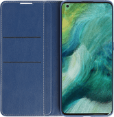 OPPO Find X2 Pro Book Case Blauw