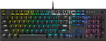 Corsair K60 RGB Pro Laag Mechanisch Gaming Toetsenbord QWERTY