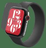 InvisibleShield Ultra Clear Apple Watch Series 6, SE, 5 en 4 (40 mm) Kunststof