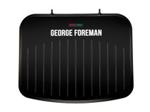 George Foreman Fit Grill Medium Zwart